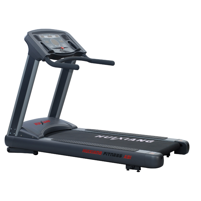 New A51 AC VVVF luxury treadmill